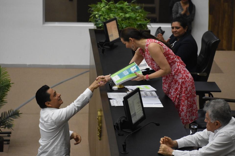 Rinde el Inaip Yucatán su Informe Anual de Actividades 2019