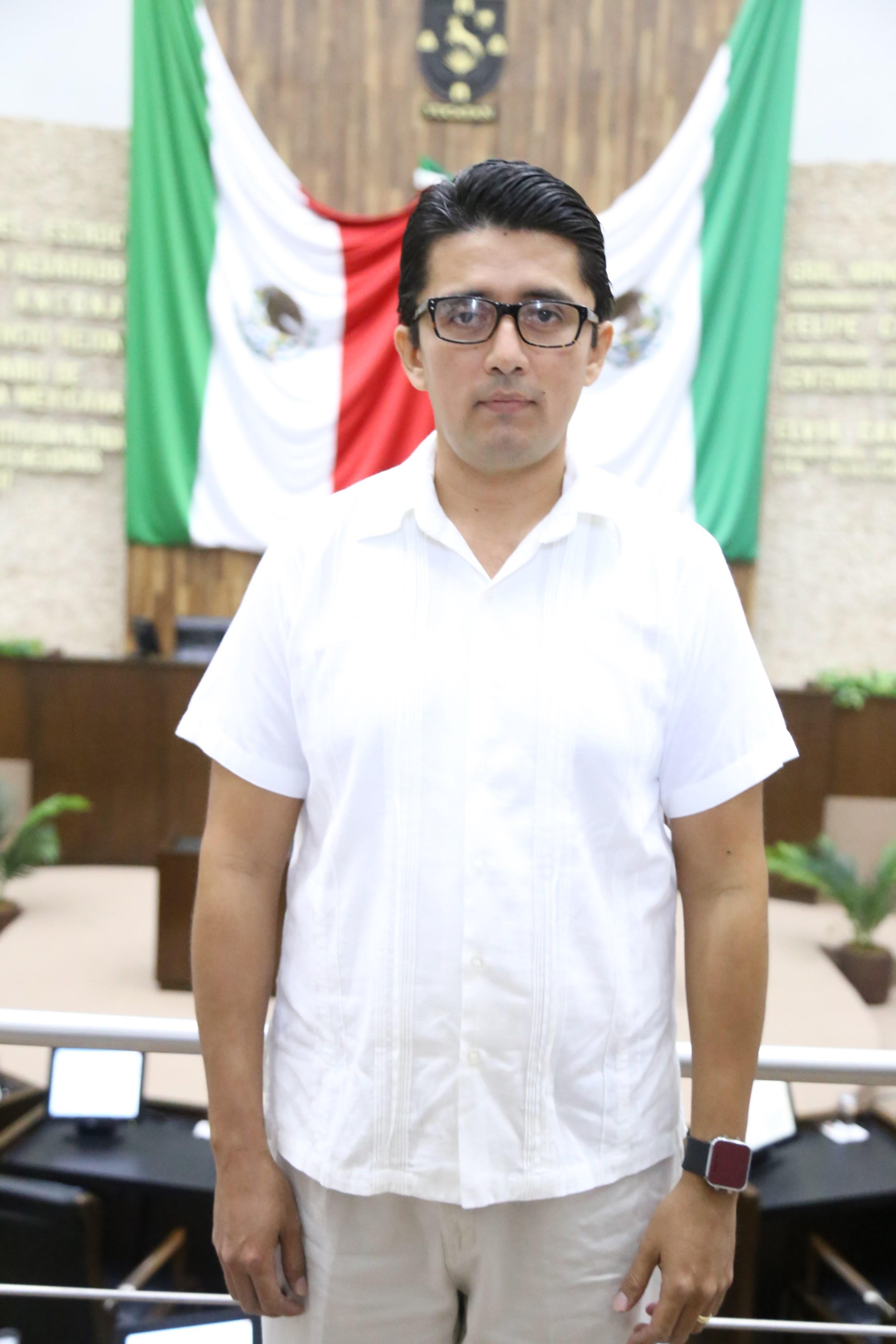 CP. Luis Javier Magaña Moguel M.F.
