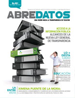 Revista Abredatos No. 1